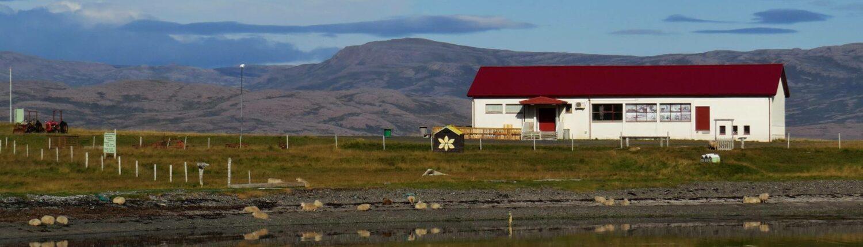 Sauðfjársetur á Ströndum